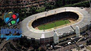 UEFA Euro 1996 England Stadiums