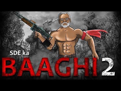 Xxx Mp4 Baaghi 2 Trailer Spoof Shudh Desi Ending 3gp Sex