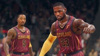 NBA 1/11 Cleveland Cavaliers vs Toronto Raptors | NBA JAN 11 FULL GAME Cavs Vs Raptors (NBA LIVE 18)
