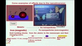 Mod-01 Lec-01 Introduction to Nanotechnology