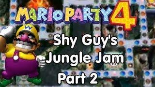 Mario Party 4! Shy Guy's Jungle Jam - Part 2