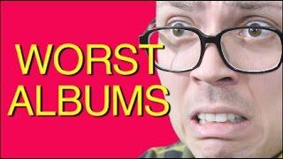 Top-10 WORST ALBUMS OF 2016