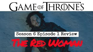 Game of Thrones Season 6 | Episode 1 Review