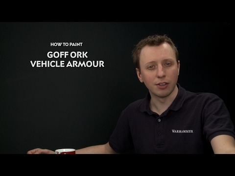WHTV Tip of the Day - Goff Ork Vehicle Armour.