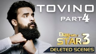Romantic Hero Tovino Thomas | Day with a Star | Deleted Scenes Part 4 | Kaumudy TV
