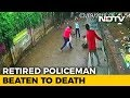 Download Video Download Retired Cop Beaten To Death In Allahabad, Locals Watched. Attack On CCTV 3GP MP4 FLV