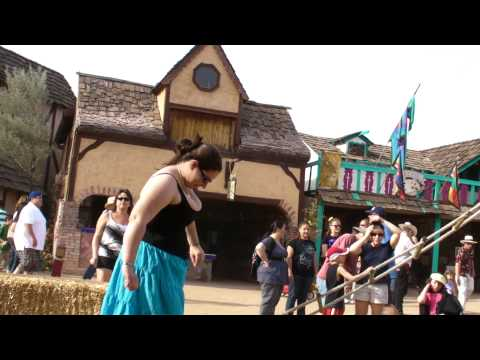 Renaissance Fair 2010 With My Wife