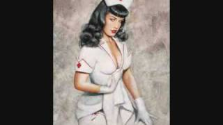 Erotic Fetish Pin-Up Model BETTIE PAGE - RIP- (1923~2008)