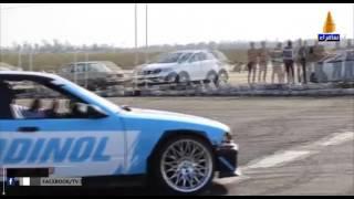 تقرير جولة سباق السيارات في بغداد وتعديل السيارات الرياضية