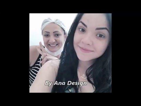 #3[SobrancelhaNaPratica]Vídeo Aula Sobre Como Fazer Uma Sobrancelhas perfeita Participação Paola