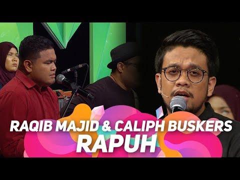 Opick Rapuh I Raqib Majid & Caliph Buskers   Persembahan Live MeleTOP