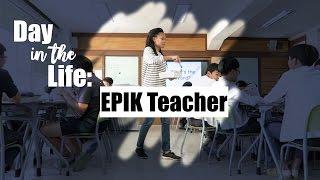 Teaching In Korea   Day in the Life of an EPIK Teacher