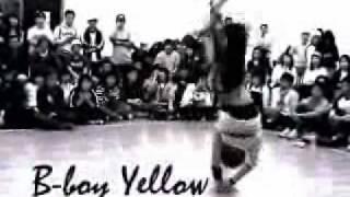Break Dance Obowang Crew