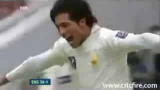 Muhammad amir 5 wicket vs England in 2010