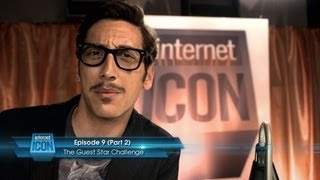 Internet Icon Ep9 - The Guest Star Challenge (Part 2 of 2) with Kassem G