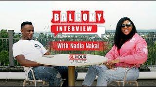 #BalconyInterview: Nadia Nakai Talks Growing Up, Squashing Bad Blood x Aggressive Hustler Mentality
