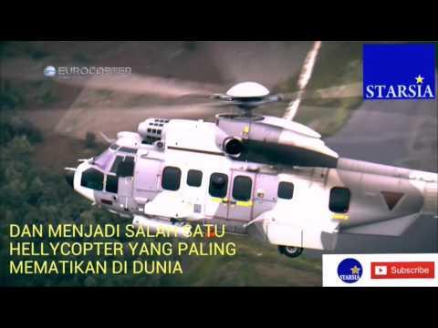 HELICOPTER TERCANGGIH DAN PALING MEMATIKAN BUATAN INDONESIA