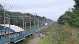 Внимание! Приближается скоростной поезд Аллегро!