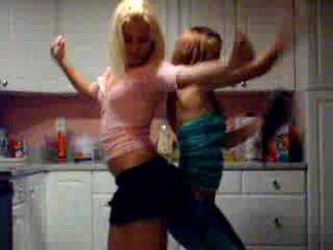 Elena And I Dancing.