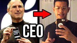 We Try CEO Morning Routines And Night Routines