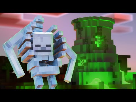 Minecraft mobs if they lived near a Nuclear plant