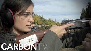 Learning to Shoot a Shotgun