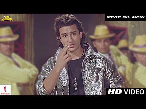 Xxx Mp4 Mere Dil Mein Yaar Gaddar Full Song HD Saif Ali Khan Mithun Chakraborty Somy Ali 3gp Sex