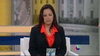Una madre busca desesperada a su hijo que cruzó la frontera