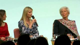 WATCH: Did The Crowd Boo At Ivanka Trump? Moderators And Media Think So. First Daughter Responds