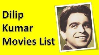 Dilip Kumar Movies List