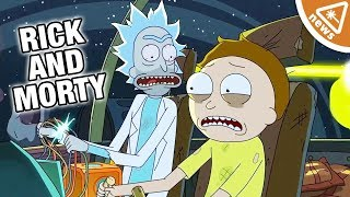 8 Details You Missed in Rick and Morty's Rest and Ricklaxation! (Nerdist News w/ Jessica Chobot)