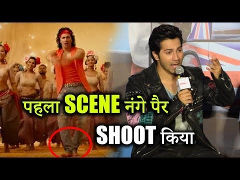 Xxx Mp4 Judwaa 2 का पहला Scene नंगे पैर शूट किया Varun Dhawan ने Judwaa 2 Official Trailer Launch 3gp Sex