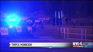 Tucson Police Department respond to shooting at Lakeside Park