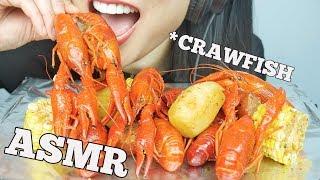 ASMR Crawfish BOIL (EATING SOUNDS) | SAS-ASMR