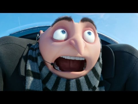 Despicable Me 3 Official Trailer Steve Carell Trey Parker