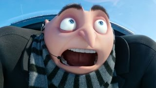 'Despicable Me 3' Official Trailer | Steve Carell, Trey Parker