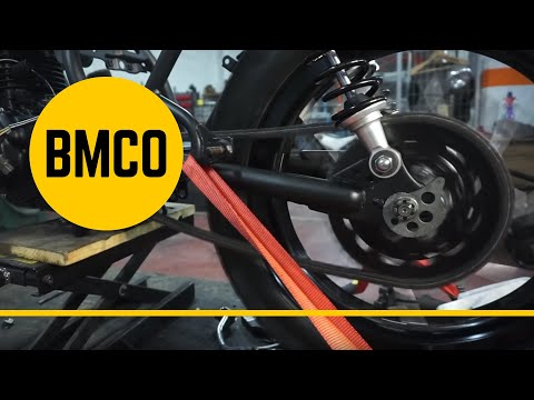 Yamaha SR 250 - Scrambler - episode 5