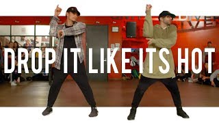 Snoop Dogg Ft. Pharrell - Drop It Like Its Hot | Choreography With CJ Salvador & Alex Fetbroth