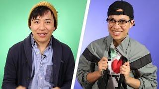 Lesbians Give Gay Men Wardrobe Makeovers