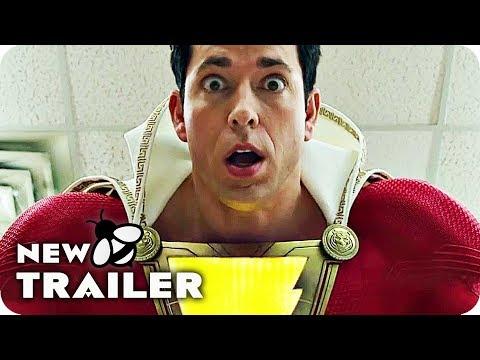 Xxx Mp4 SHAZAM Trailer 2019 DC Superhero Movie 3gp Sex