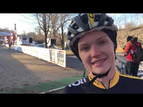 Heather Richard, third place women 30-34