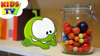 Candy Can | Om Nom Cartoons | Episode 8 |  Stories For Kids
