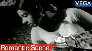 Sivakumar Romances with Sridevi || Kavikkuil Tamil Movie || Romantic Scene