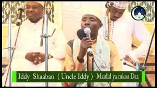 Quar'an Kareem Ust.  Iddy Shaaban (Uncle Iddy ) 20181119