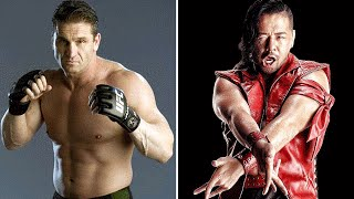 5 More WWE Wrestlers Who COMPETED In MMA