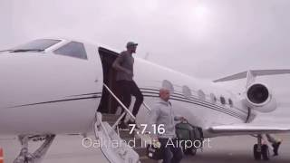 All Access: Kevin Durant Arrives on Warriors Ground