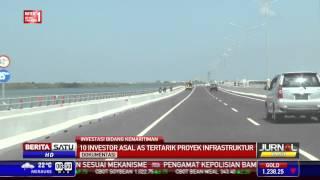 10 Investor Besar AS Tertarik Proyek Infrastruktur Indonesia