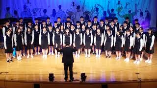2018  청소년열린축제 장안제일고등학교 콘서트콰이어 공연