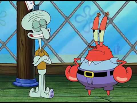 "Download Squidward Sings ""Bounce Back"" by Big Sean"