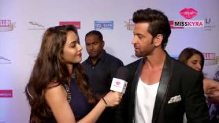 Hello! Hall Of Fame 2017: Hrithik Roshan: I am very curious as a human being